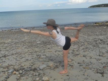 Elizabeth McGlinchey dancers pose