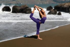 Desiree dancer's pose