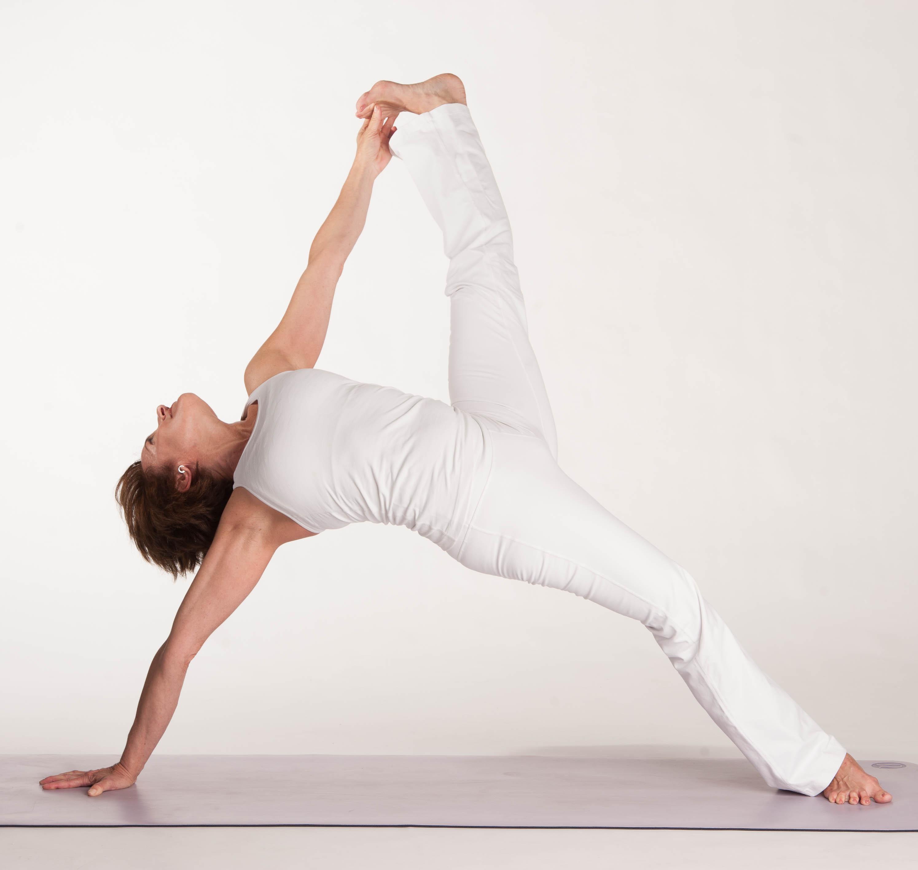 Advanced Yoga Moves That Strengthen Your Upper Body | POPSUGAR Fitness