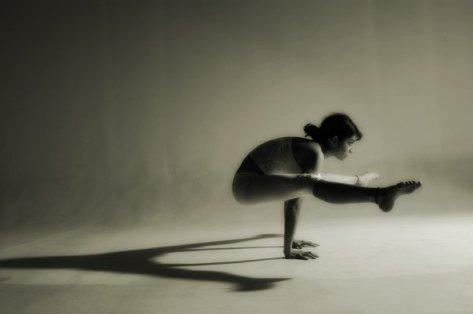 Natalia arm balance