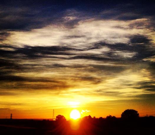Steve Abel sunset
